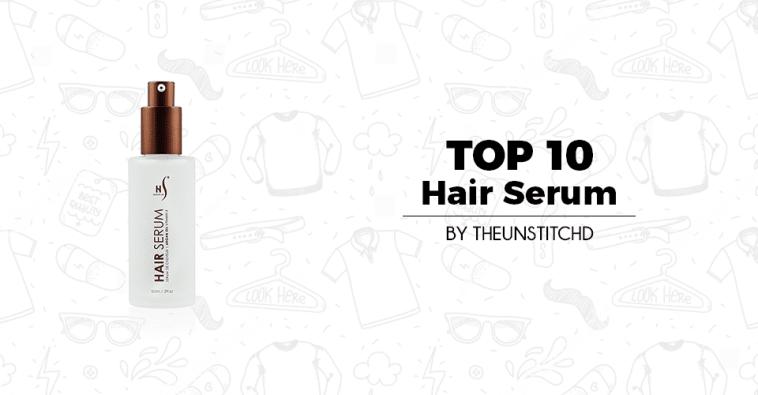 Top 10 Best Hair Serum for Women