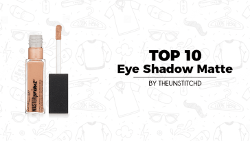 Top 10 Best Matte Eye Shadow for Women