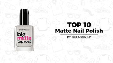 Top 10 Best Matte Nail Polish for Women