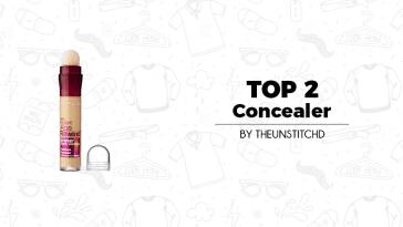 Top 2 Best Concealer for Women