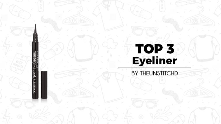 Top 3 Best Eyeliner for Women