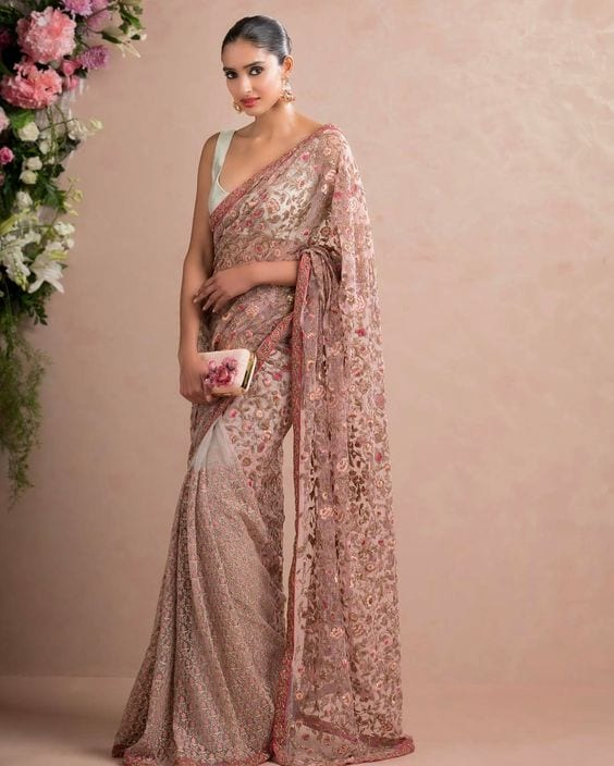 Saree for Wedding Ceremony
