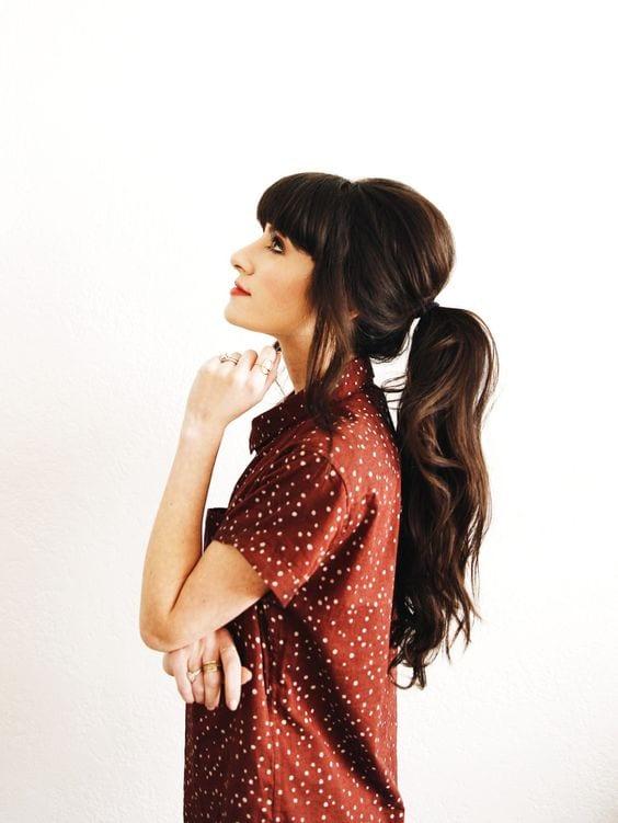 ponytail types