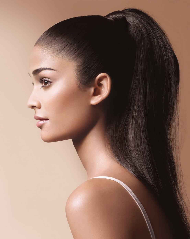 wrap around ponytails