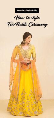 Haldi Ceremony Ideas – What To Wear This Wedding Season