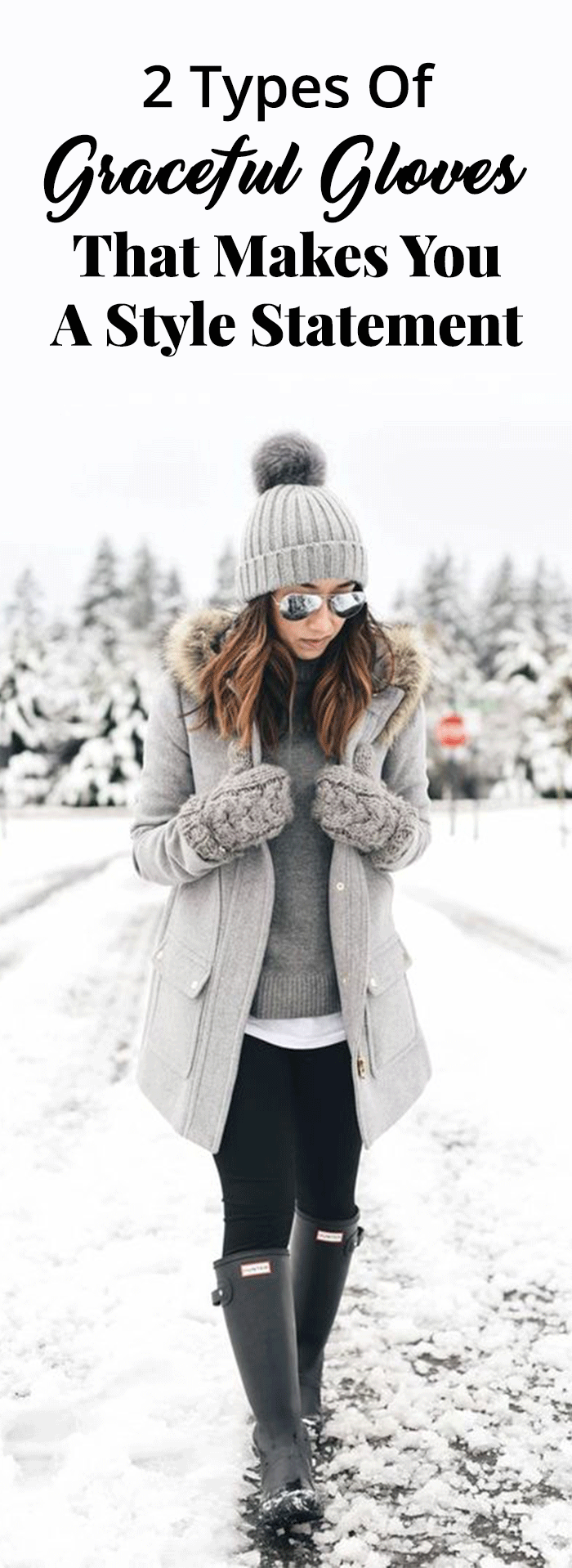 2 Types Of Graceful Gloves That Makes You A Style Statement