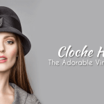 Cloche Hat - The Adorable Vintage Hat