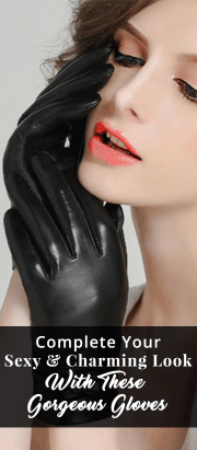 Complete Your Sexy & Charming Look With These Gorgeous Gloves