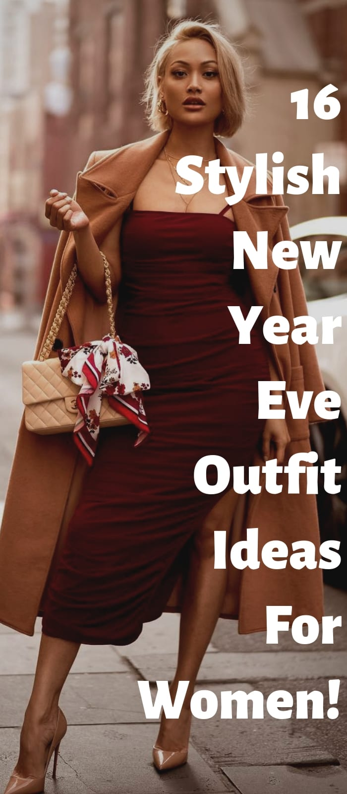 16 New Year Eve Outfit Ideas For Women