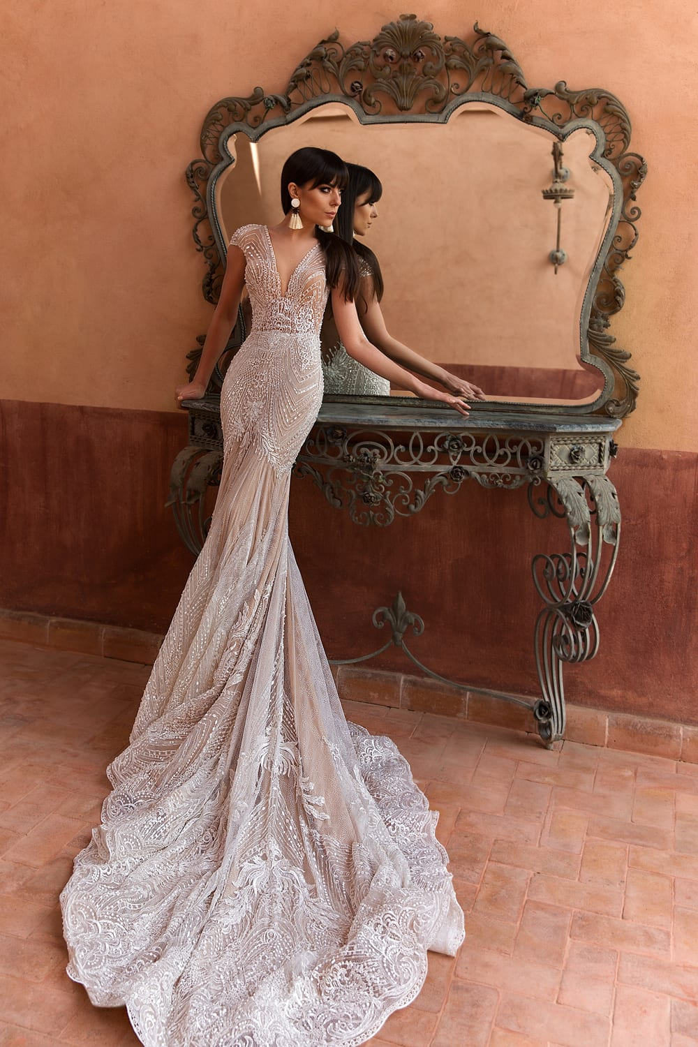Captivating Wedding Outfit Gown For Women
