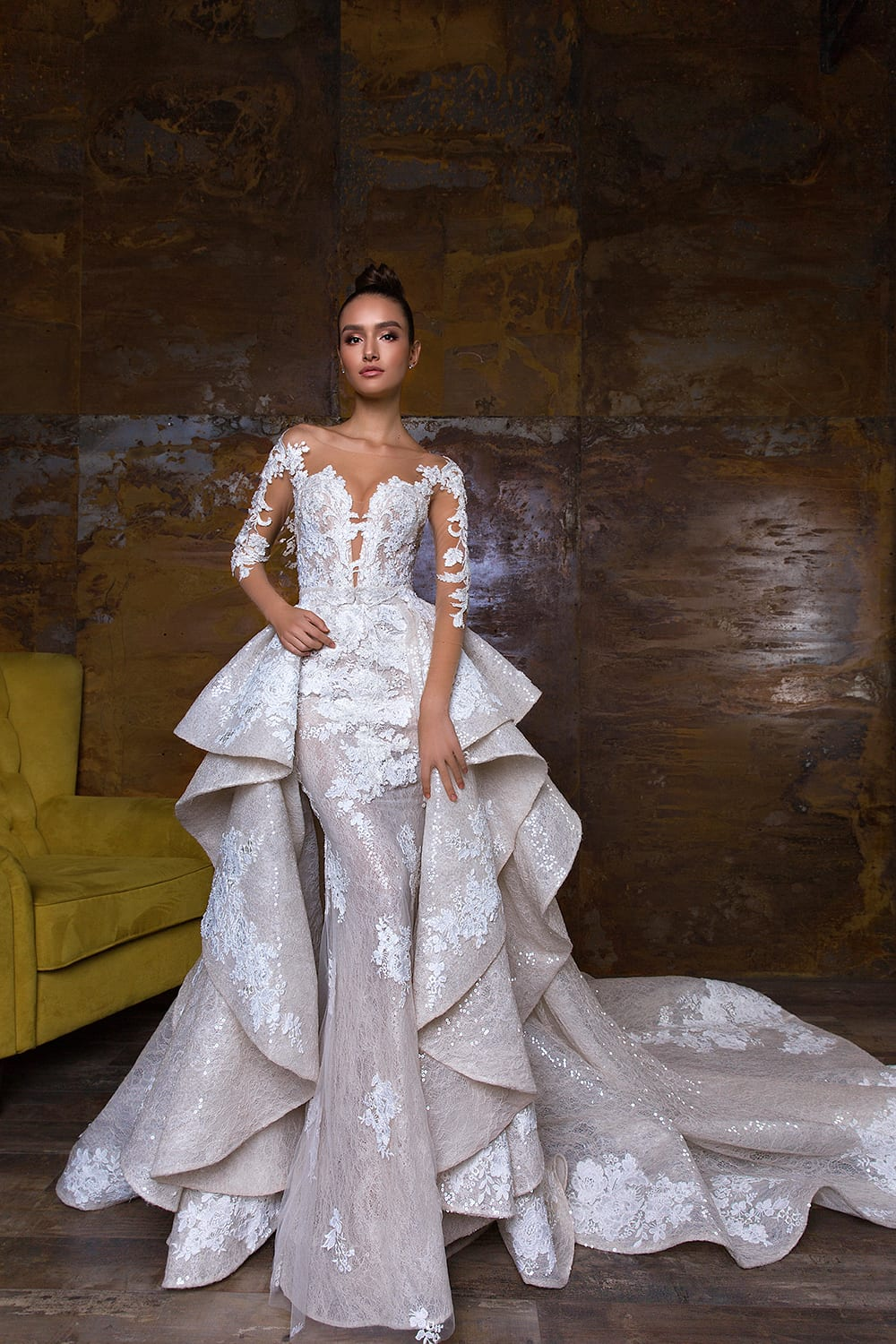Captivating Wedding Outfit Ideas
