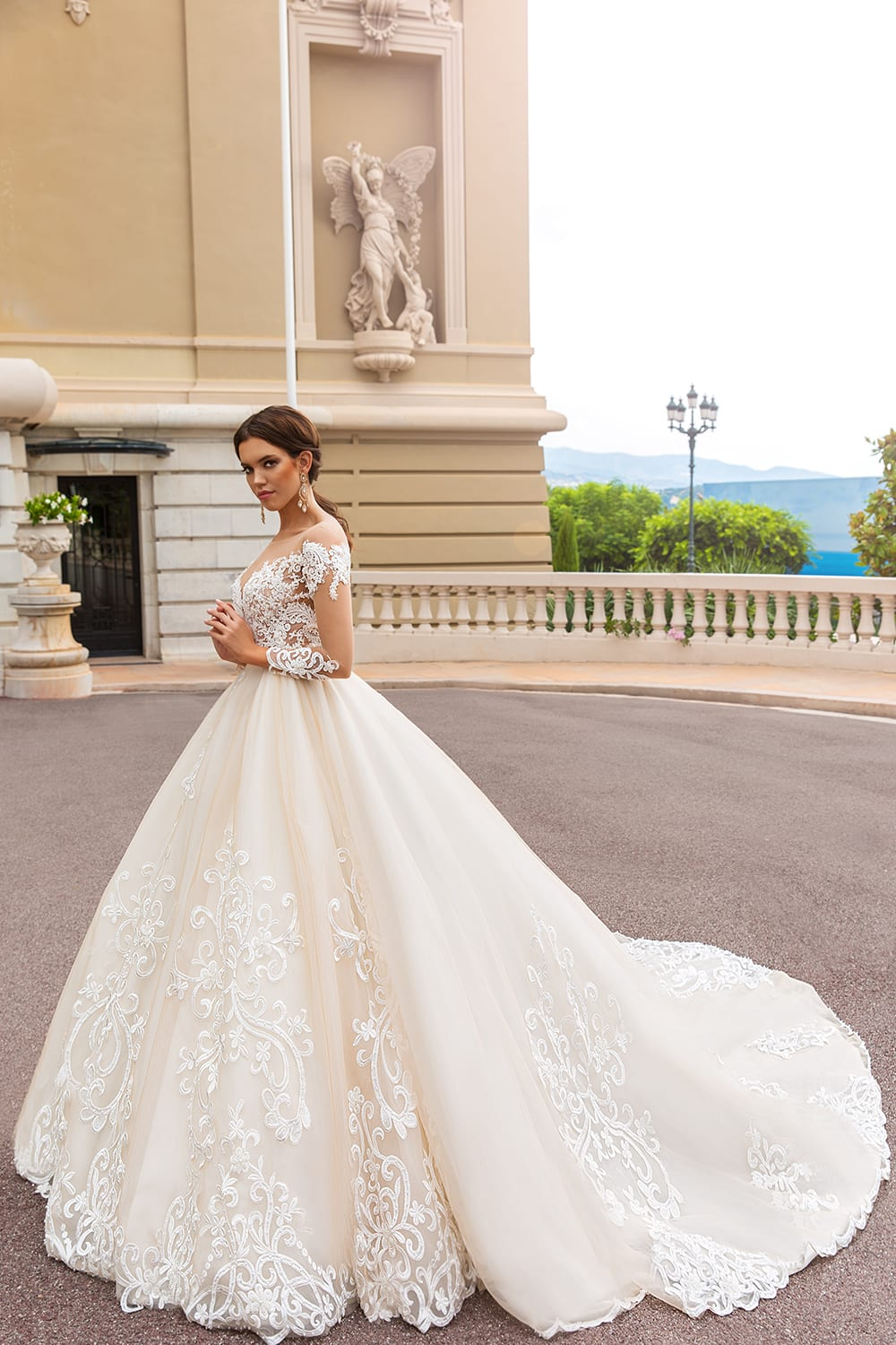 Traditional Wedding Gown Ideas