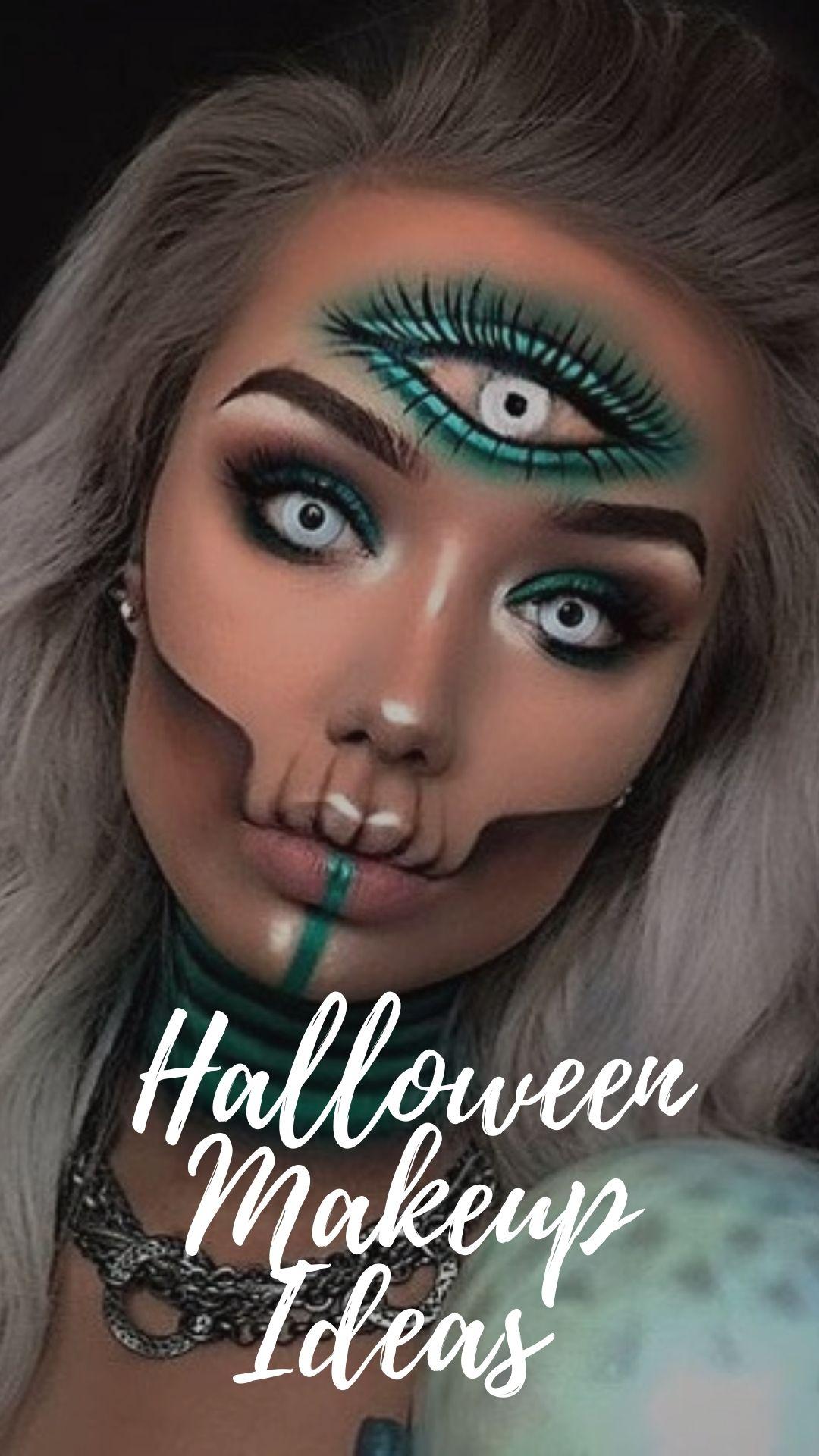 Halloween -Makeup- Ideas