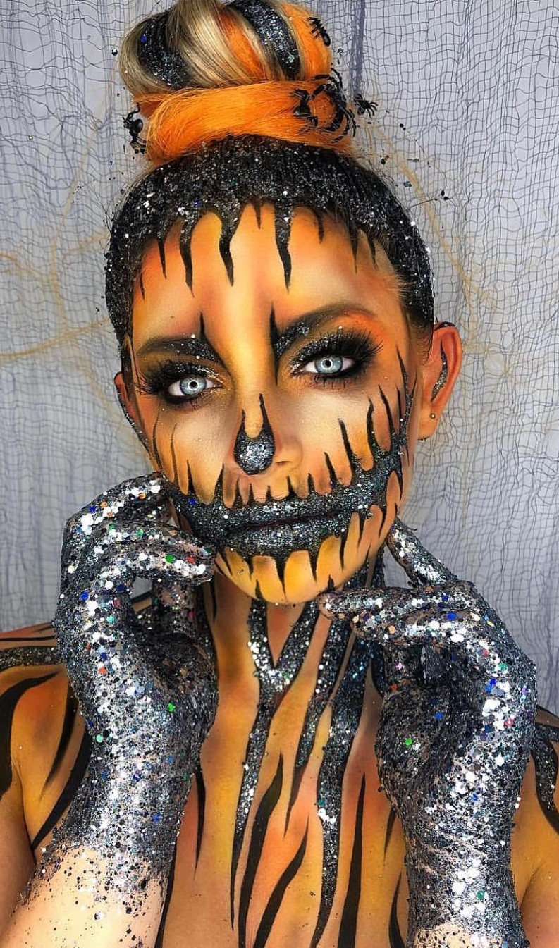 Perfect Makeup Ideas for Halloween 2020