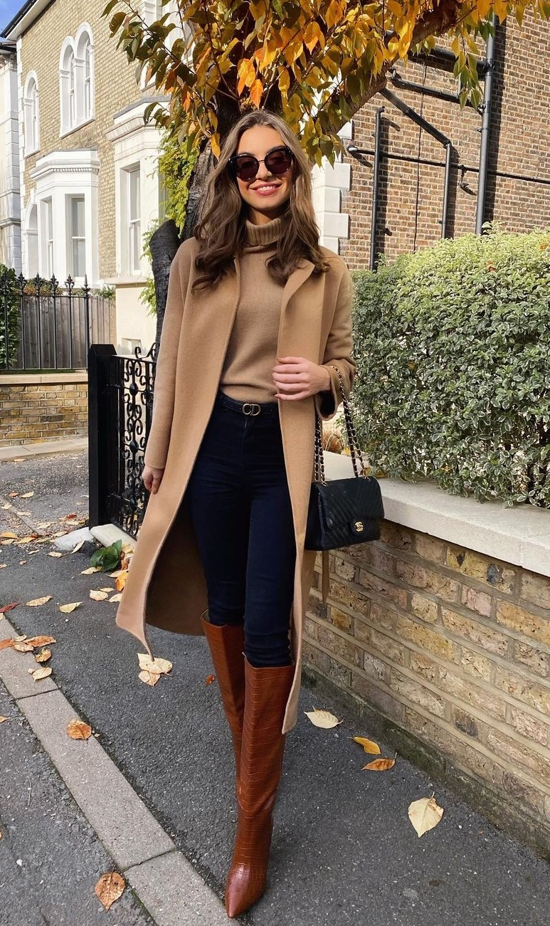 How To Layer An Outfit In Winter