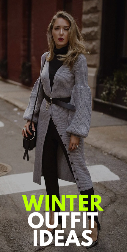 Winter Outfits That Are Definitely Worth Trying