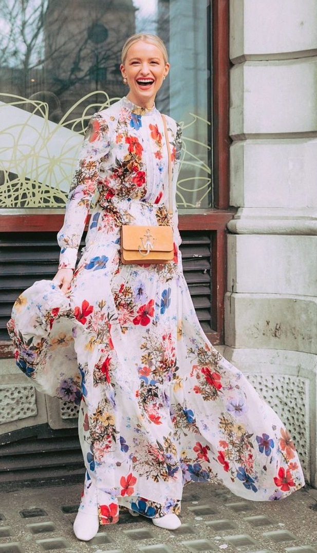 Summer Outfit ideas- Floral Dresses