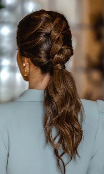 Braid Hairstyles for Elegant look