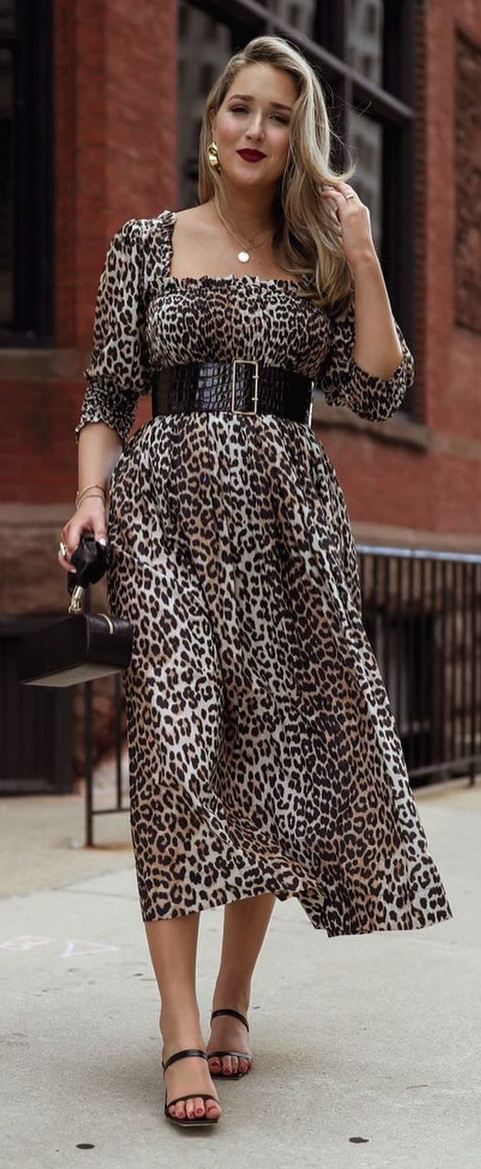 Animal Prints- What To Not Wear To A Wedding
