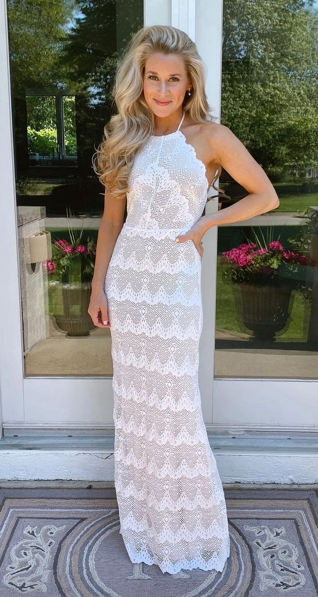 Wearing White Gown As A Guest To A Wedding- What Not Wear To A Wedding