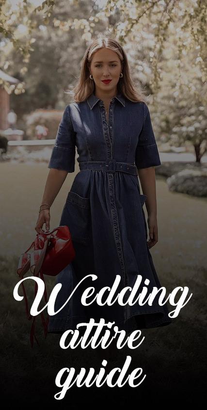 Wedding Attire Guide For Women