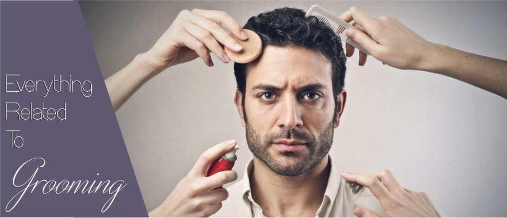 mens grooming