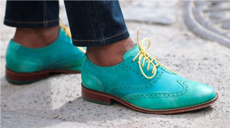 how to style your derby shoes