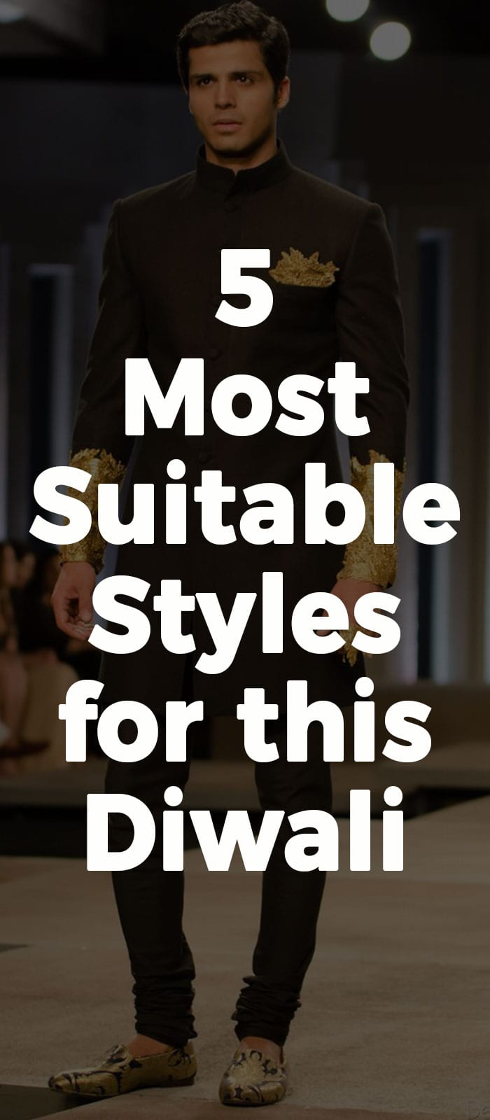 5 Most Suitable Styles for this Diwali