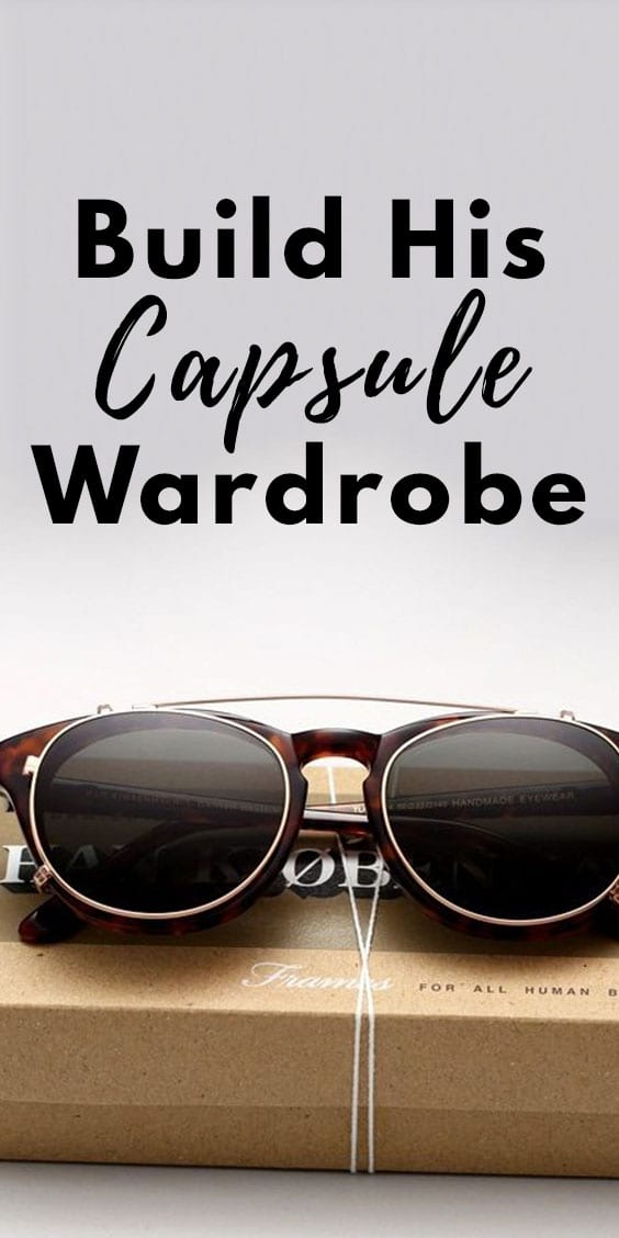 Build Your Capsule Wardrobe
