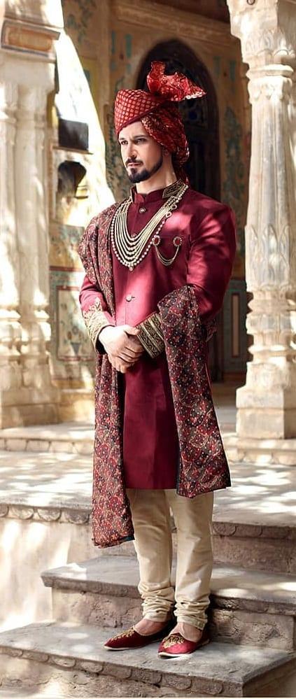 Elegant Sherwani Outfit Ideas For Men