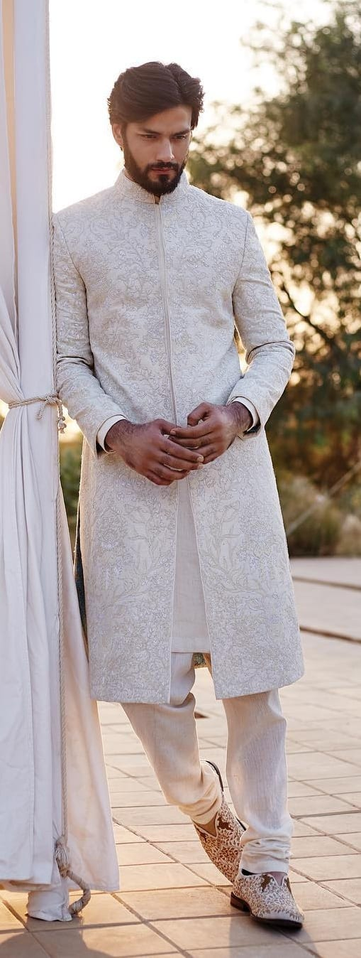 Sherwani Outfit Ideas For Men To Try