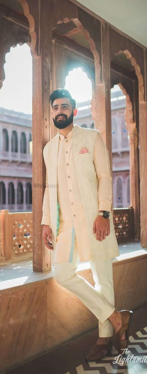 Simple Wedding Outfit ideas for men