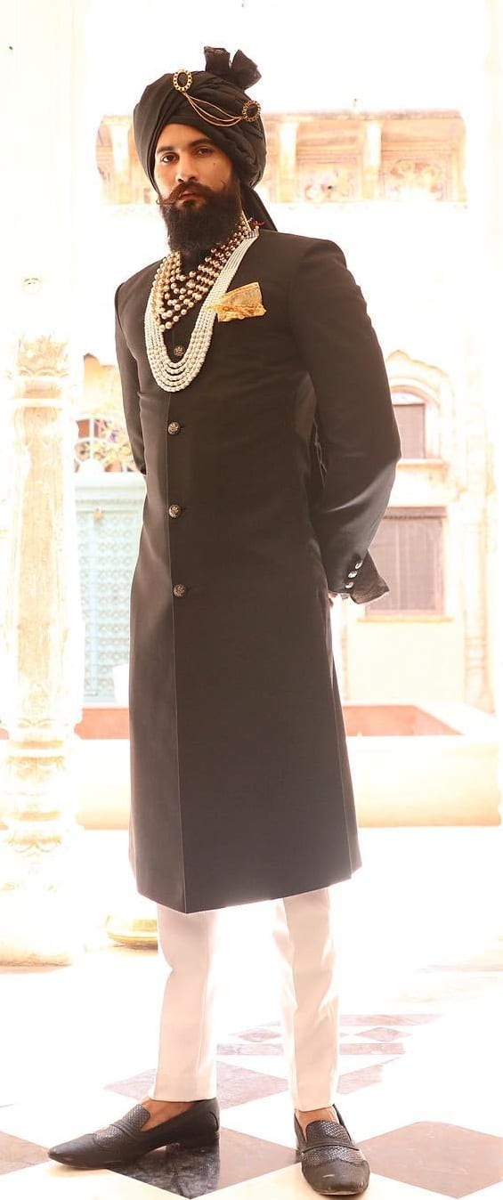 Sophisticated Sherwani Outfit Ideas For Men