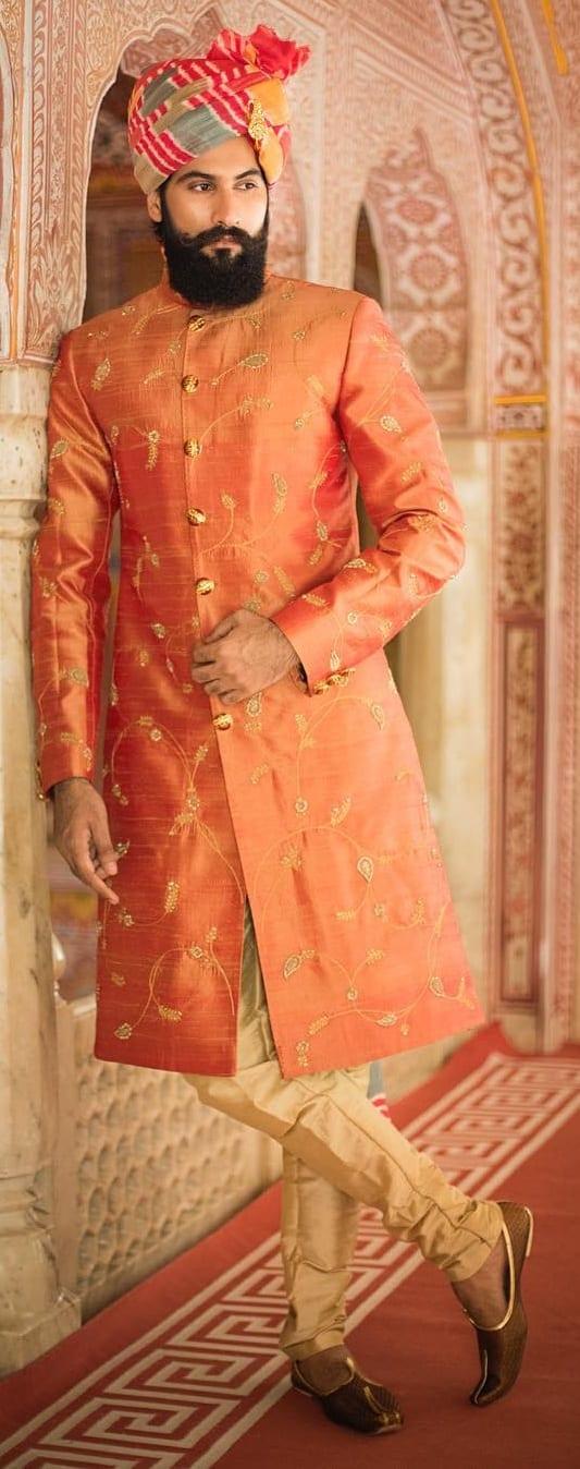 Stunning Sherwani Outfit Ideas For Men