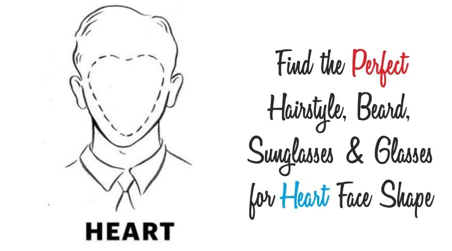 heart face shape guide