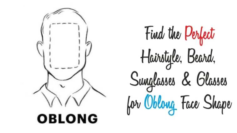 oblong face shape guide