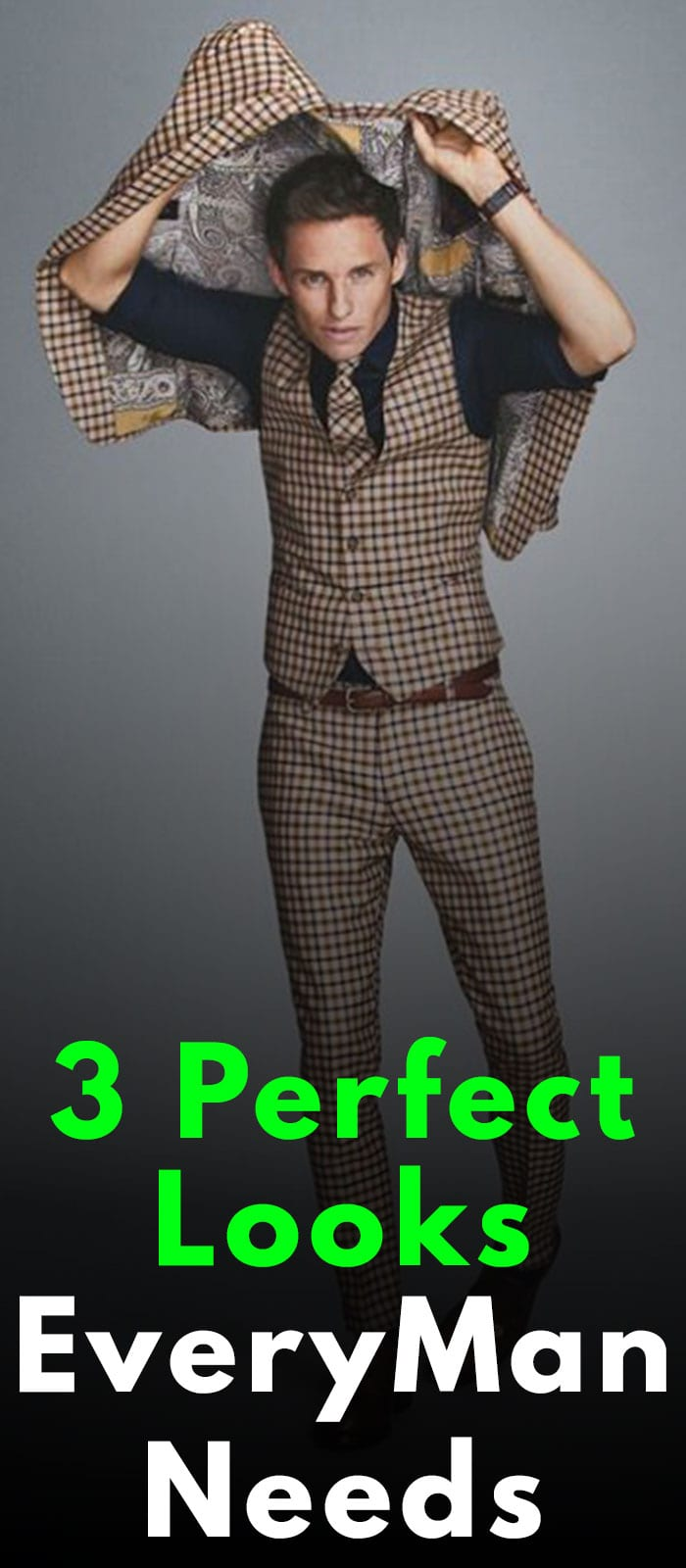 3 Perfect Looks Every Man Needs in 2020