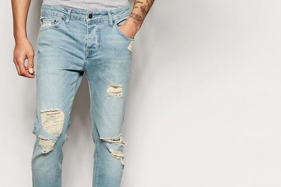 - DIY - How To Make Your Ripped Jeans At Home Easily