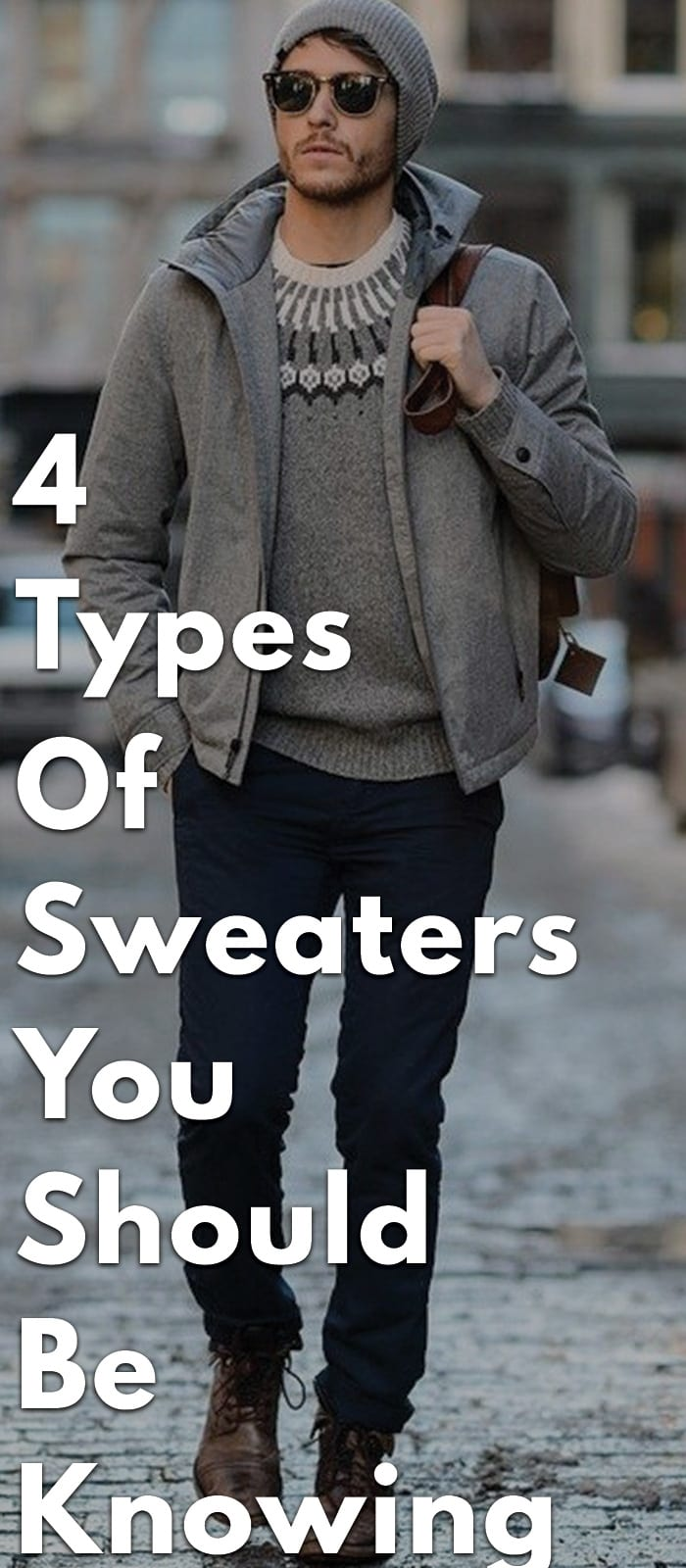 4-Types-Of-Sweaters-You-Should-Be-Knowing