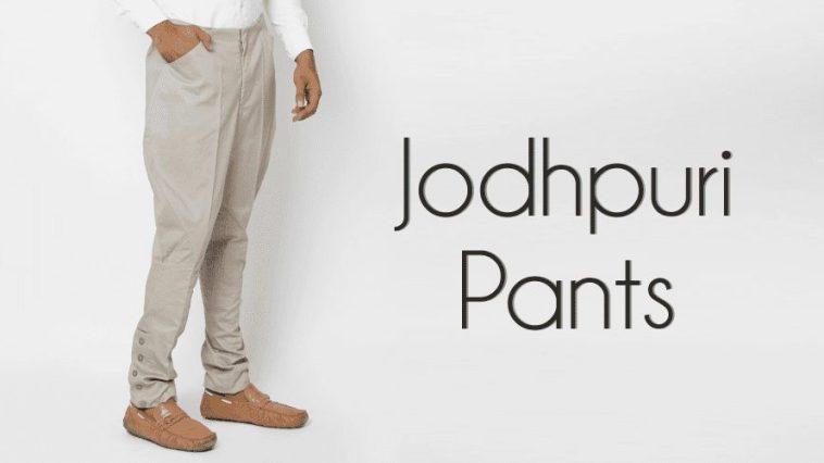 Jodhpuri Pants for real indian traditional men
