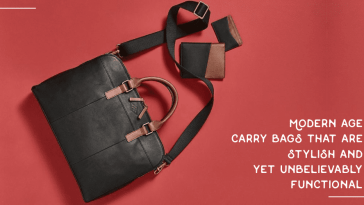 All About The Messenger Bags – Utility + Style!