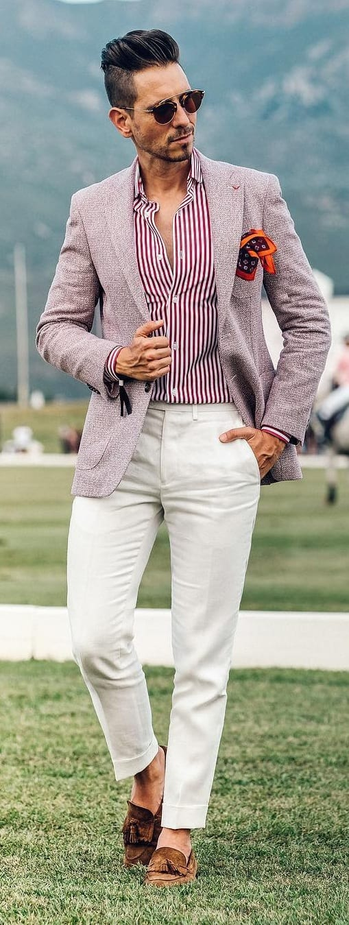 How to Style Suit Jackets The Right Way