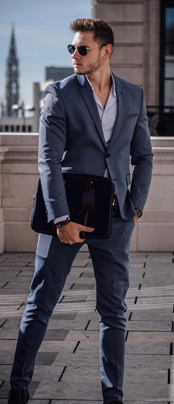 Suit Styling Guide Get The Look Suit Jacket Outfit!