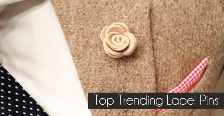 Top Trending Lapel Pins