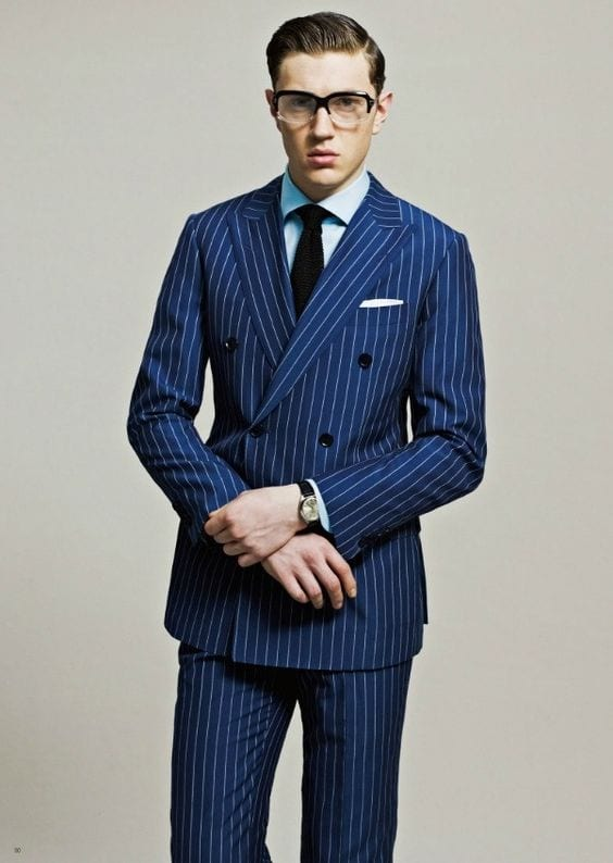 The DB Look Book - 7 Double Breasted Suit Outfit To Try