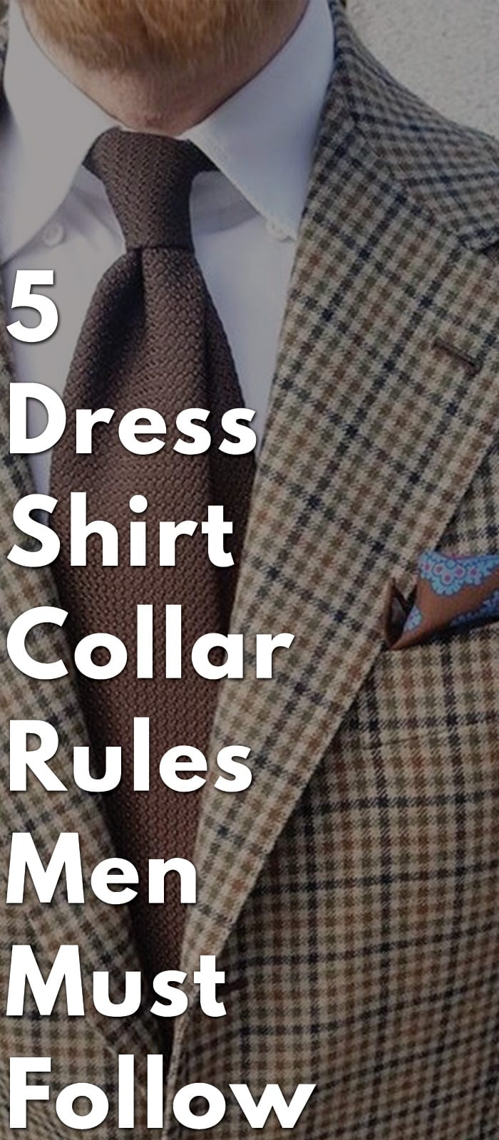 5-Dress-Shirt-Collar-Rules-Men-Must-Follow