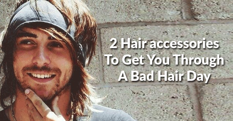 Hair Accessories for men