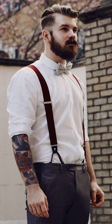 Rules of Suspenders