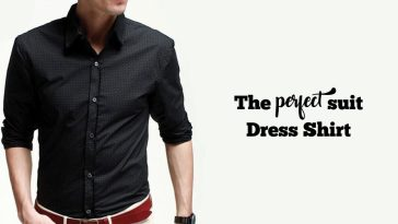 The perfect suit – Dress Shirt