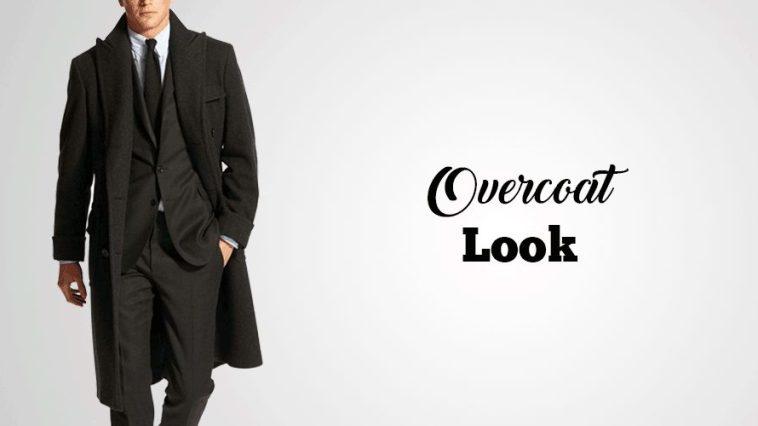 overcoat look